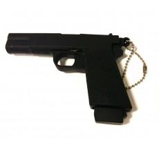 Флешка Пистолет черный 11366