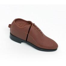 Флешка Ботинок коричневый