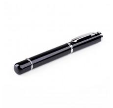 Флешка Ручка металл черная