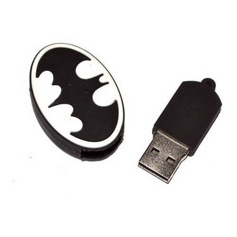 Флешка Эмблема Бэтмена