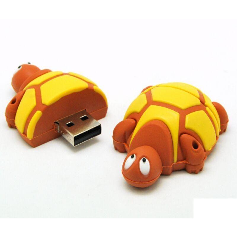 Флешка Черепаха рыжая 11415