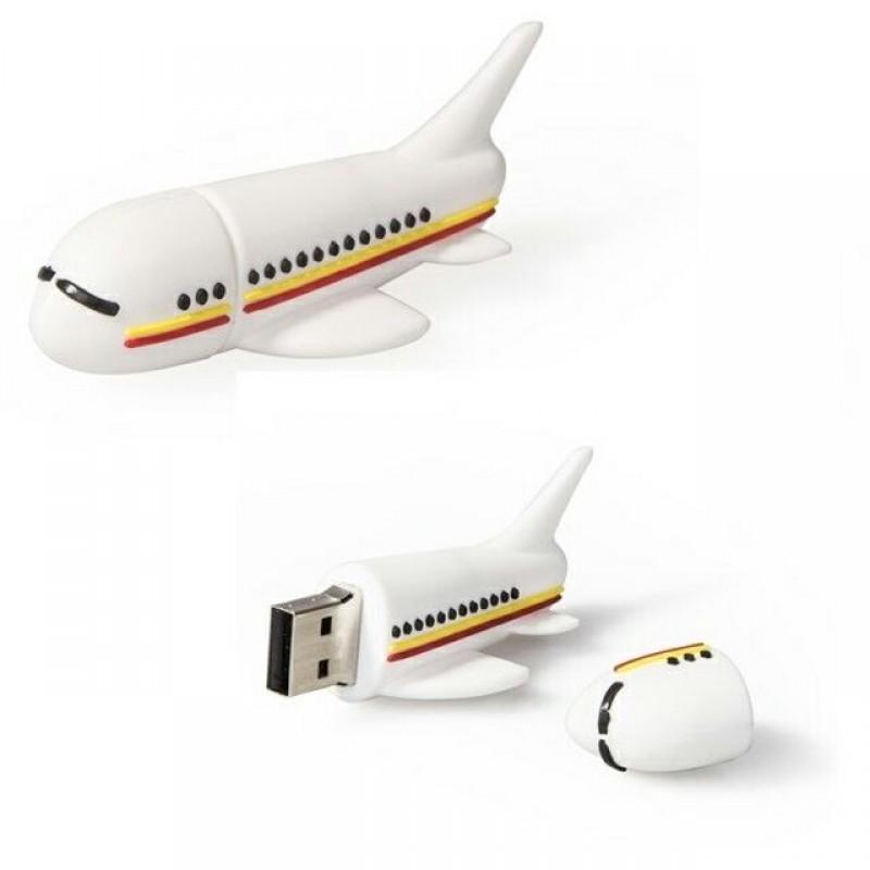 Флешка Самолет пассажирский 11630