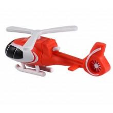 Флешка Вертолет красный 11685