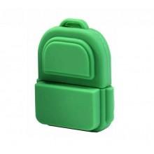 Флешка Рюкзак зеленый