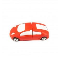 Флешка Автомобиль 11692 красный
