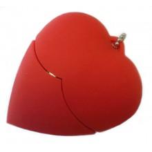 Флешка Сердце 10505