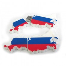 Флешка Карта России