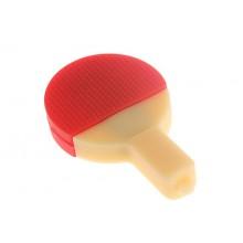 Флешка Ракетка для пинг-понга красная