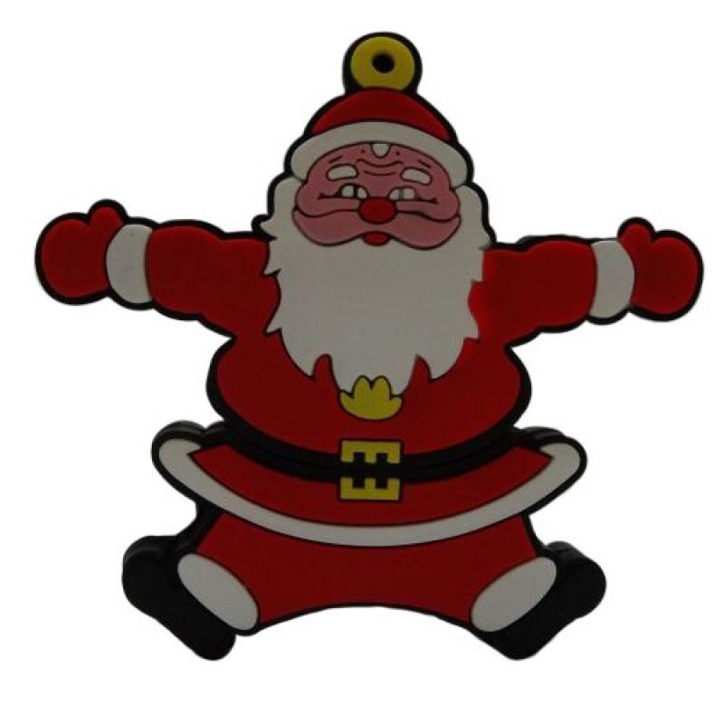 Флешка Новый год. Санта Клаус 10765