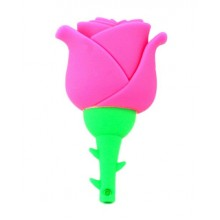 Флешка Роза 10914 розовая