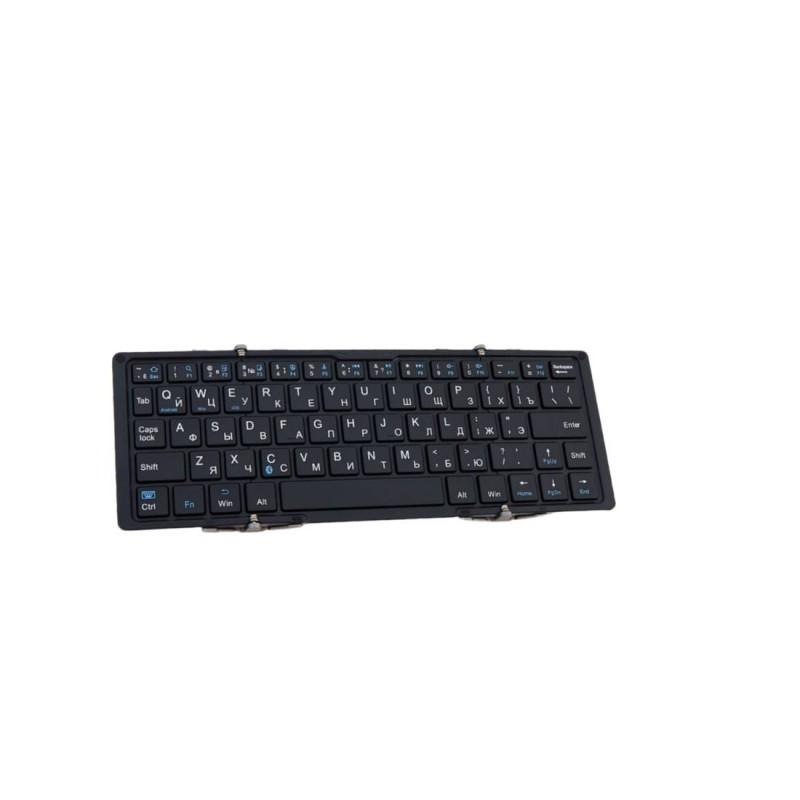 Клавиатура беспроводная FK-01 складная металл
