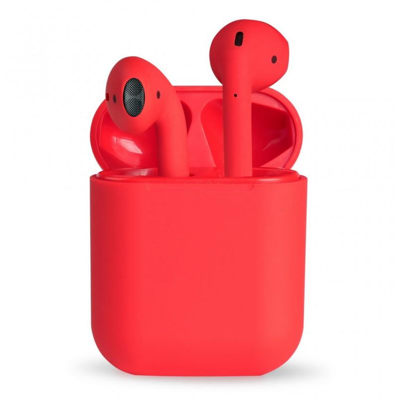 Наушники беспроводные inPods 12, красные