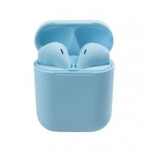 Наушники беспроводные inPods 12, голубые