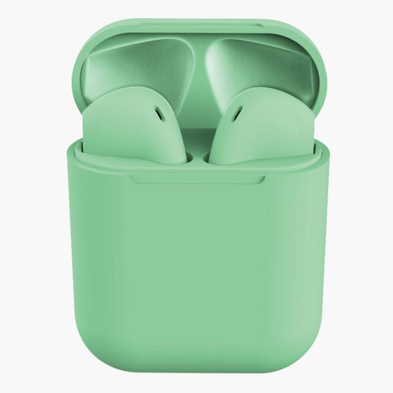 Наушники беспроводные inPods 12, зеленые
