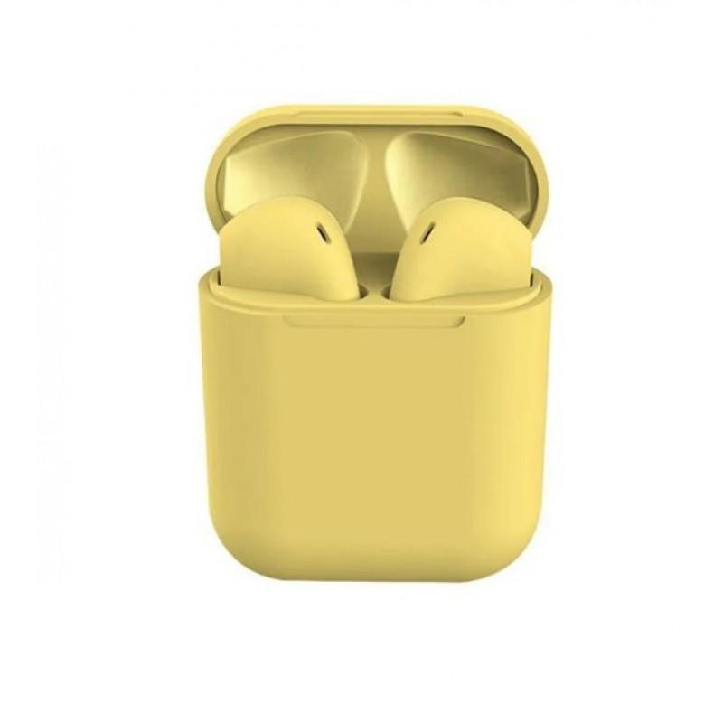 Наушники беспроводные inPods 12, желтые