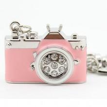 Флешка Фотоаппарат розовый