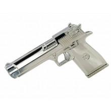 Флешка Пистолет 11361 серебро