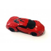 Флешка Автомобиль McLaren красный