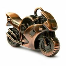 Флешка Мотоцикл металл