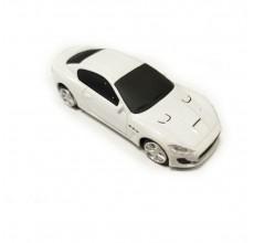 Флешка Автомобиль Maserati белый