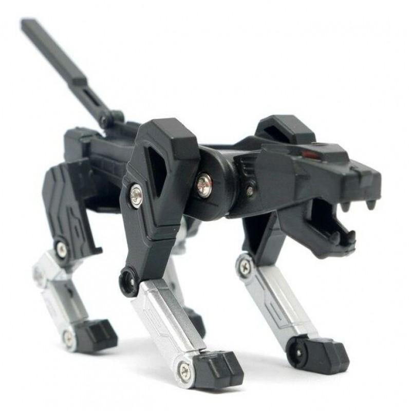 Флешка Робот-собака черная
