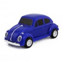 Флешка Автомобиль Жук синий