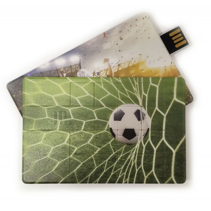 Флешка Футбол пазл